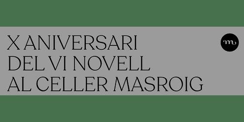 El vi novell 2019 del Celler Masroig