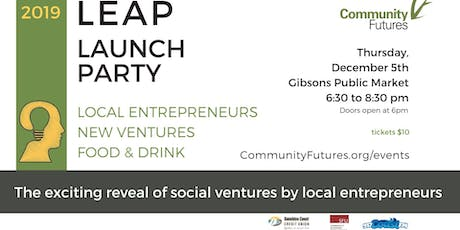 2019 LEAP Launch Party tickets