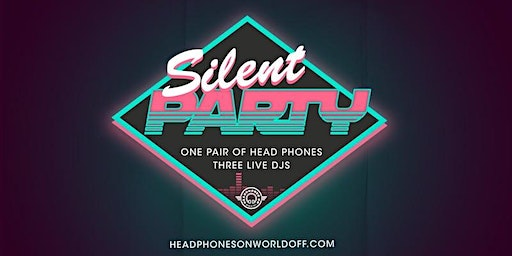 Silent Party at District in Rockford, IL (HeadphonesOnWorldOff)