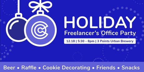 Holiday Freelancer's Office Party tickets