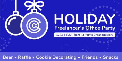 Holiday Freelancer's Office Party