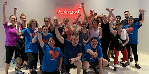 Spinning Hearts 2020 at REV'D Indoor Cycling Hingham, MA