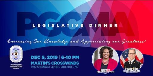 PGCMA 2019 Legislative Dinner
