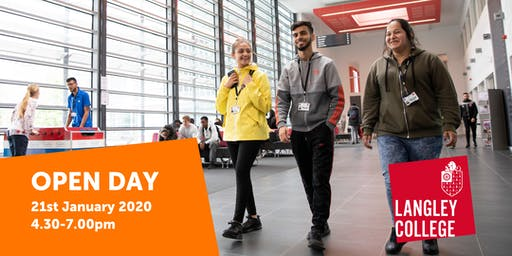 Langley College Open Day