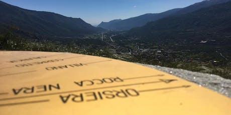 6° Trail autogestito Donna4SkyRace Piemonte - Foresto(Val di Susa) biglietti