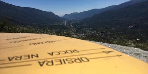 6° Trail autogestito Donna4SkyRace Piemonte - Foresto(Val di Susa)