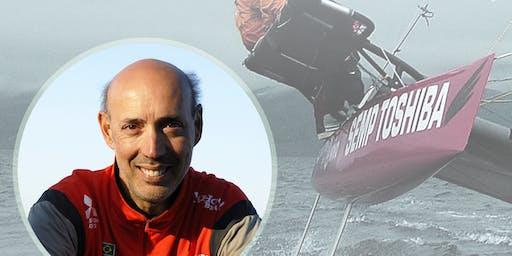 Navegando na Imponderabilidade| Palestra com Beto Pandiani