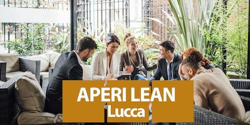 Incontro professionale con aperitivo: Aperi Lean