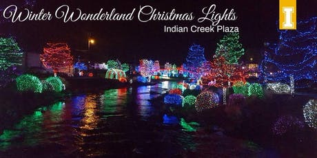 Vandal Night at Winter Wonderland Christmas Lights at Indian Creek Plaza tickets