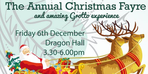 Parson Street Christmas Fayre and Grotto