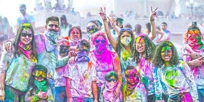Holi Festival of Colors San Fernando Valley