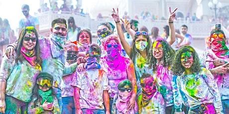 Holi Festival of Colors San Fernando Valley tickets