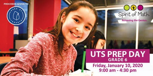 UTS Prep Day Markham West and Leaside Campus 2020