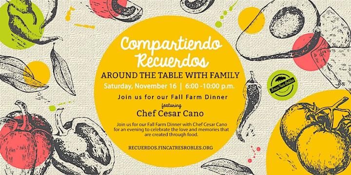 Compartiendo Recuerdos: Around the Table with Family image