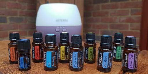 Let It Go Before It Snows (Essential Oil Gathering)