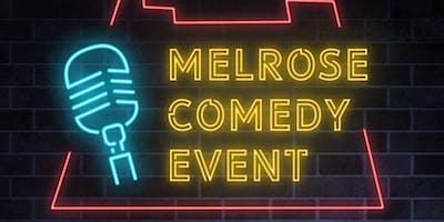 Melrose Comedy Event with Headliner Tony V