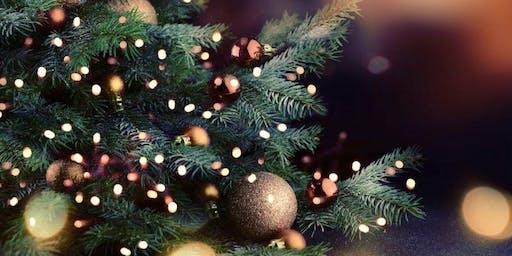 Christmas Tree Event & Blazer Tickets raffle!
