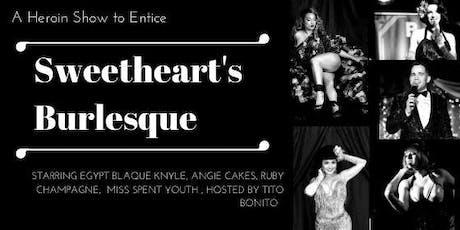 Sweetheart's Burlesque tickets
