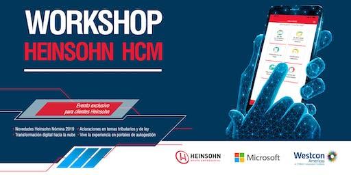WORKSHOP HEINSOHN HCM