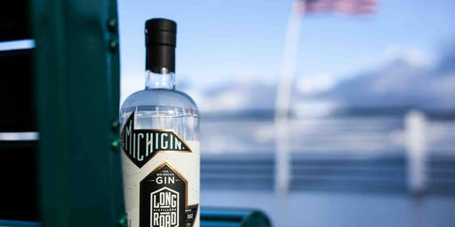 Long Road MichiGin Batch No. 4 Release - Cocktails + Experience