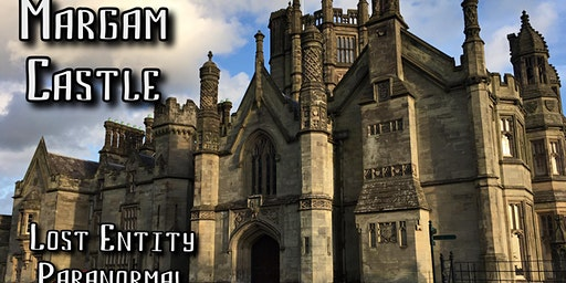 Margam Castle Ghost Hunt