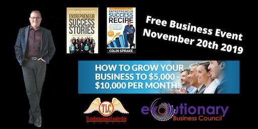 Mastering Your Business For Maximum Profit & Success