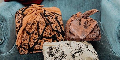 Cloth Gift Wrap Make-and-Take