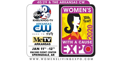 40/29 & Arkansas CW NWA Women's Expo With A Cause 2020