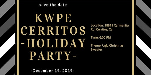 KWPE Cerritos Holiday Party
