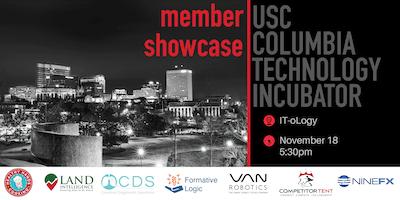USC Incubator Member Showcase