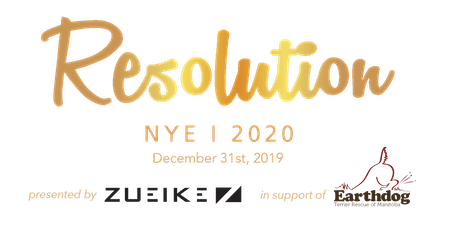 Resolution NYE Gala presented by Zueike tickets