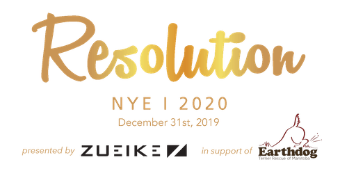 Resolution NYE Gala presented by Zueike