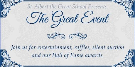 The Great Event tickets