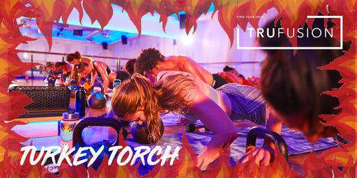 FREE Turkey Torch Bootcamp at TruFusion