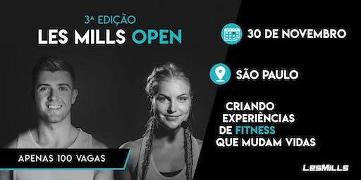 3ª EDIÇÃO - LES MILLS OPEN PARA ESTUDANTES DE ED. FÍSICA
