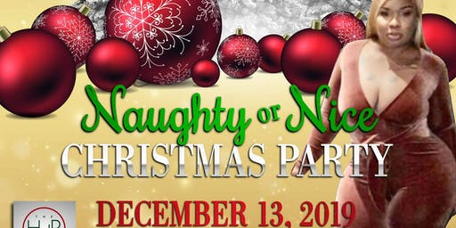 The Naughty or Nice Christmas Party