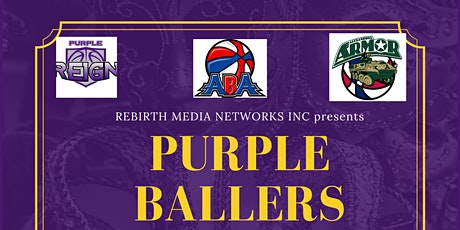 PURPLE BALL WITH THE ROCKETS AFTER PARTY tickets