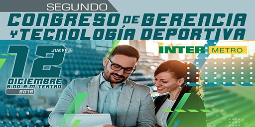 Segundo Congreso de Gerencia y Tecnología Deportiva