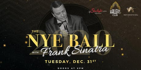 The NYE Ball with Frank Sinatra tickets