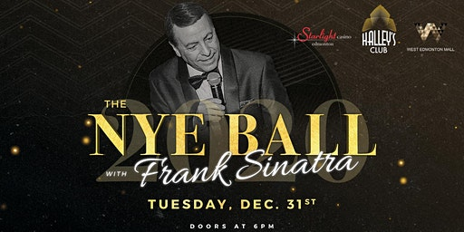 The NYE Ball with Frank Sinatra