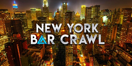 NEW YORK BAR CRAWL tickets