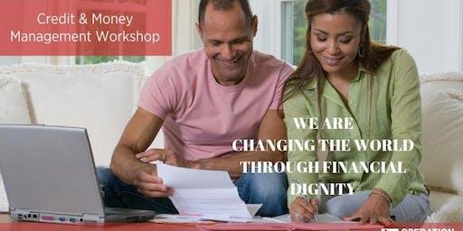 Free Credit and Money Management Workshop