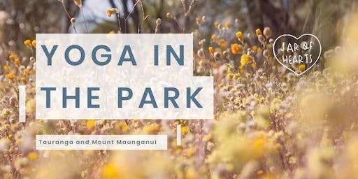$5 Summer Yoga in the Park: Tauranga