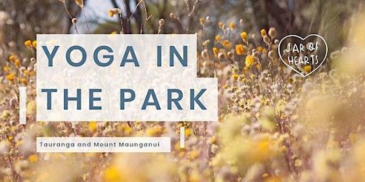 $5 Summer Yoga in the Park: Tauranga