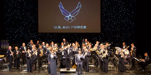 USAF Band of Mid-America Holiday Concert