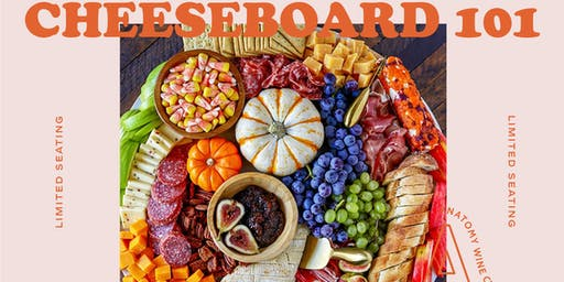 Cheeseboard 101 - Thanksgiving Edition
