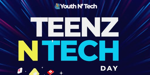 Youth N Tech Presents: Teen Tech Day in South LA