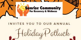 Sunrise Community Annual Holiday Potluck
