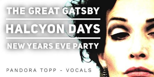 The GREAT Gatsby Halcyon Days