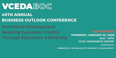 VCEDA's 49th Annual Business Outlook Conference tickets